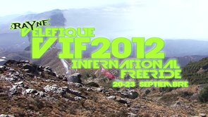 Rayne Velefique International Freeride 2012