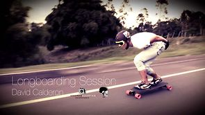 Longboarding Session - David Calderon (MONX)