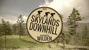 2013 Skylands Downhill