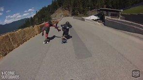 Downhill Skateboard Racing: Whistler 2013