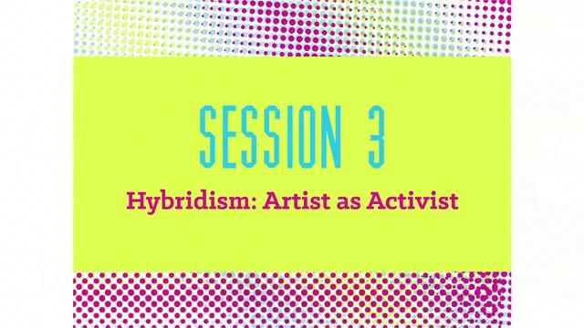 REVOLVE: Hybridism Panel