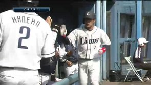 新加入の埼玉西武・脇谷が3安打3打点の活躍で存在感