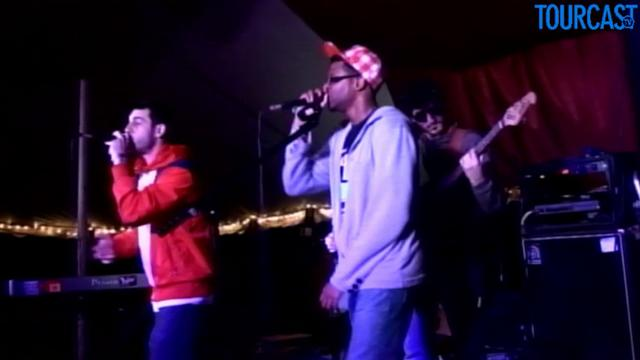 Inflowential at Shakori Hills Music Festival
