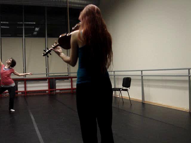 Dancer musician