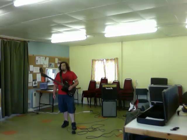 AKK early practice match house
