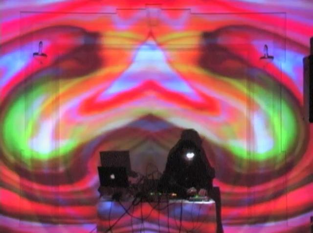 Doctah X with Plan9(visuals) live show demo