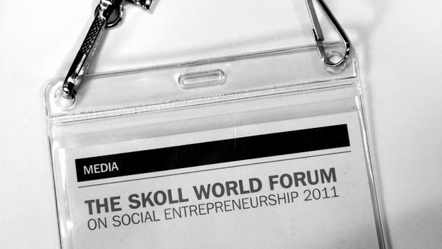 Trailer: Coverage of Skoll World Forum 2011 by TrustLaw / Thomson Reuters Foundation