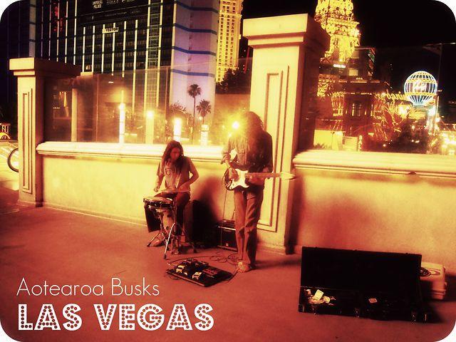 Aotearoa Busks Vegas pt. 1