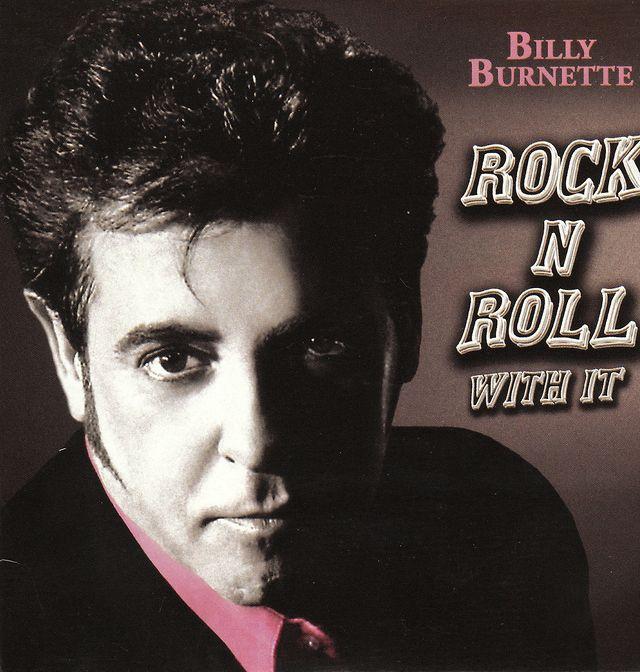 Billy Burnette/EPK