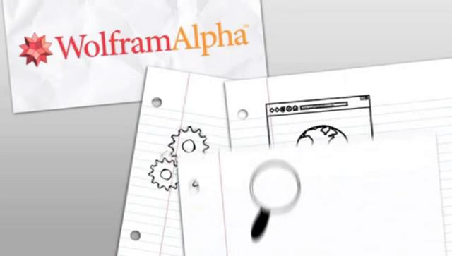 Wolfram Alpha Demo