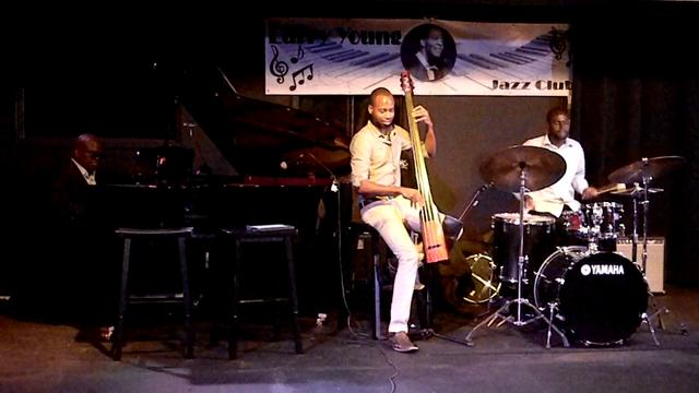 Live at The Larry Young Jazz Club 9/2011