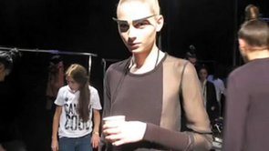 Ron Wan: Fashion Video featuring Andrej Pejic