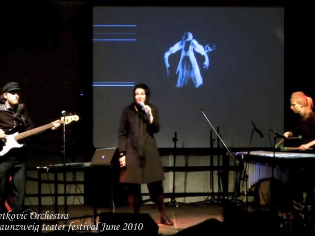 live at Theaterformen Festival in Braunschweig