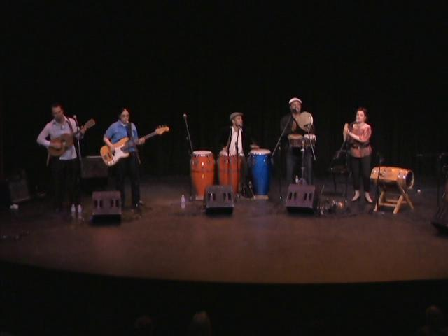 La Huelga (plena/@Brava Theater in SF, CA)