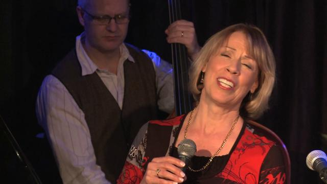 Barbara Lewis At Upstairs Jazz Club