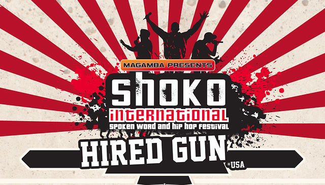 Shoko International Hip Hop festival-Hired Gun concert in Zimbabwe