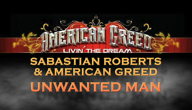 Sabastian Roberts with special guest American Greed 'Unwanted Man'