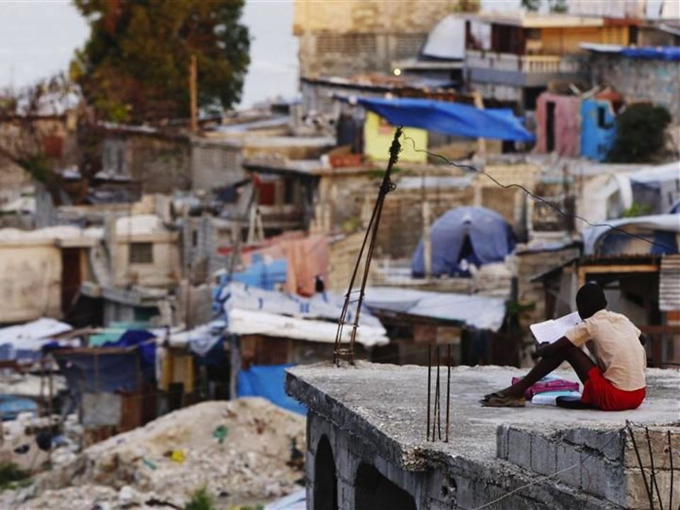 Haiti: Two years on