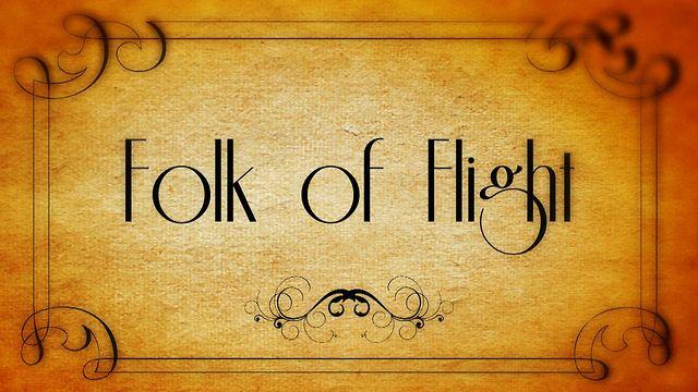 Folk of Flight Artist Video