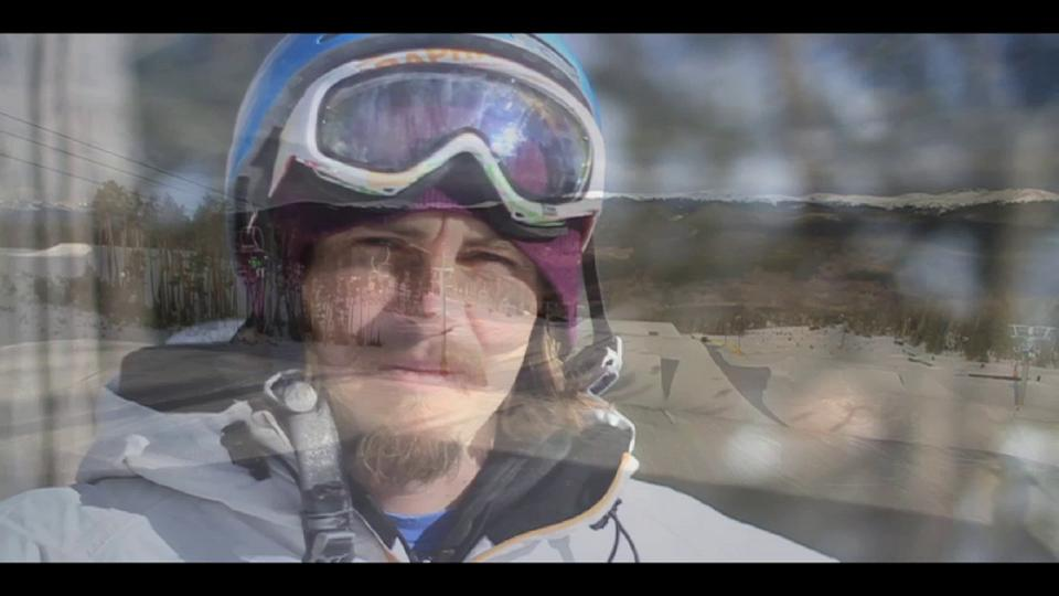 How to do a Mute 360 on Telemark Skis w/ Alex Paul