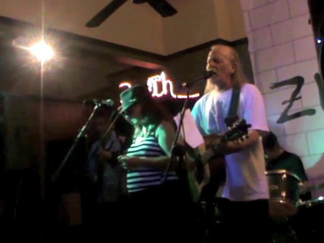 Live at the Zenith Bar Islington London