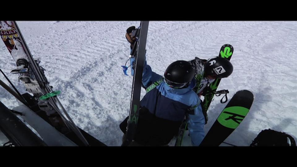 TGP Grand Targhee Big Mountain Telemark Open-Day 1 Highlight Reel