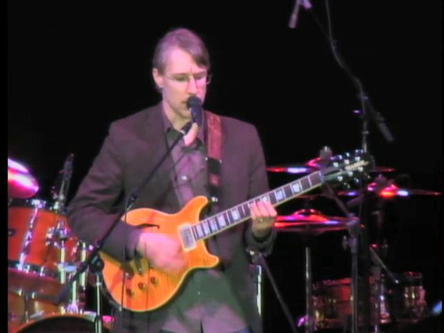 Opening set for BB King 2/2012