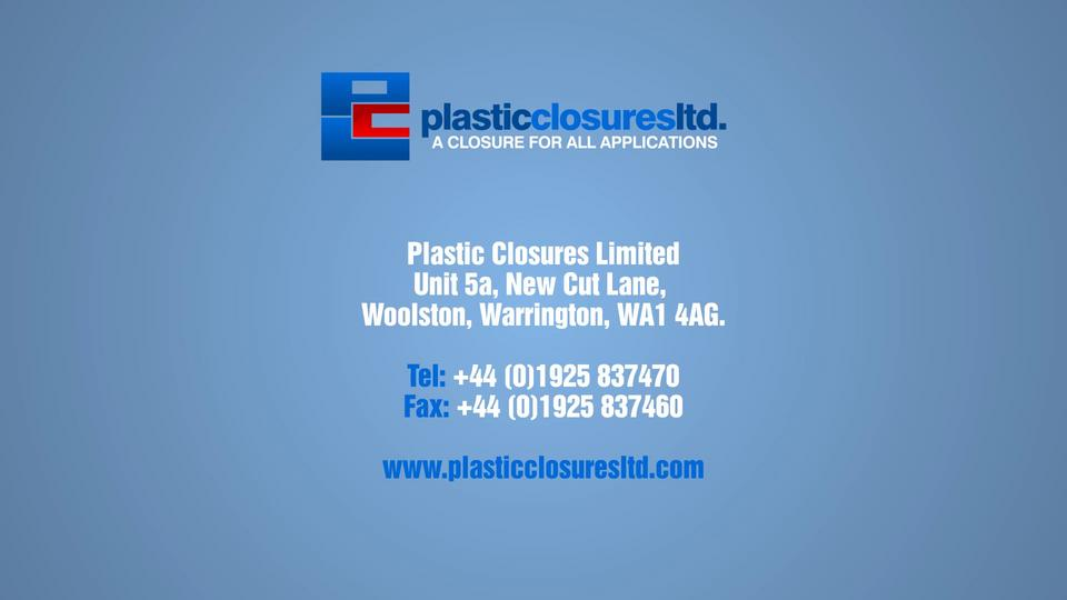 Plastic Closures - Robot