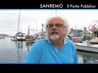 [VisioPortulan terre-mer] Le Port de Sanremo