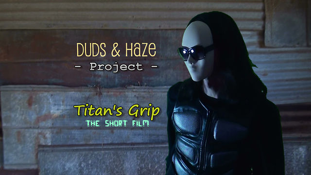 Genetic Genome 2 - Titan's Grip (Short Film)