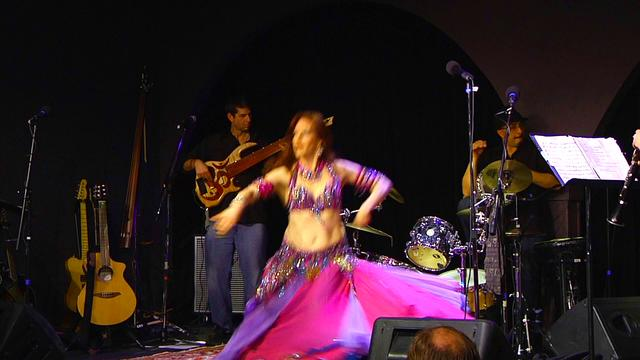 Avaaza ~ Performance Sample 3/10/12