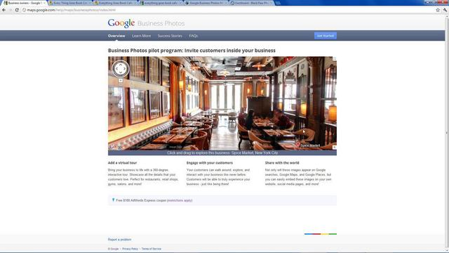 Google Business Photos & Marketing your Business