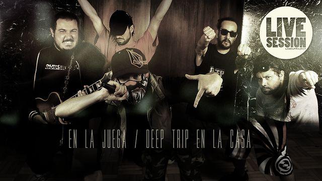"""""""En La Juega"""" Live Session"""