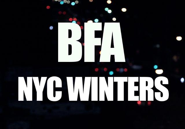 NYC Winters