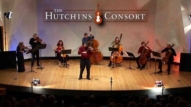 Meet The Hutchins Consort