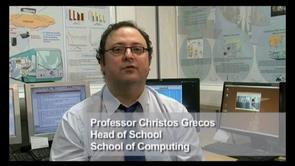 Prof Christos Grecos, Head of School, School of Computing