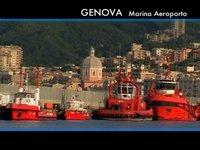 [VisioPortulan terre-mer] Gênes, Marina aéroport