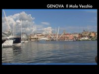 [SeaLand Videopedia] Genoa, Old Navy Pier