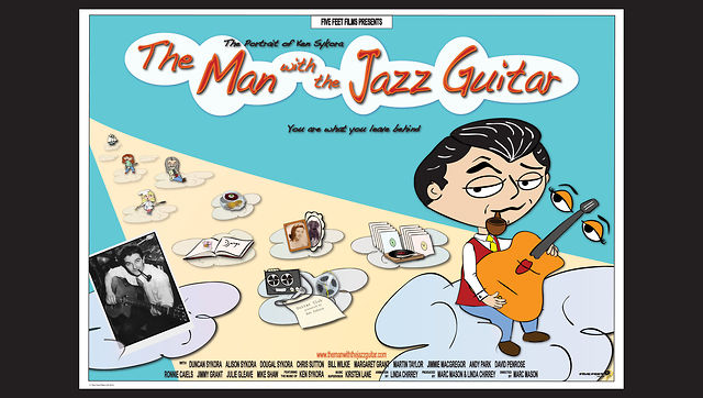 The Man with the Jazz Guitar