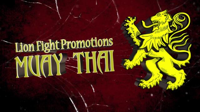 Lion Fight Promotions TV Commercial