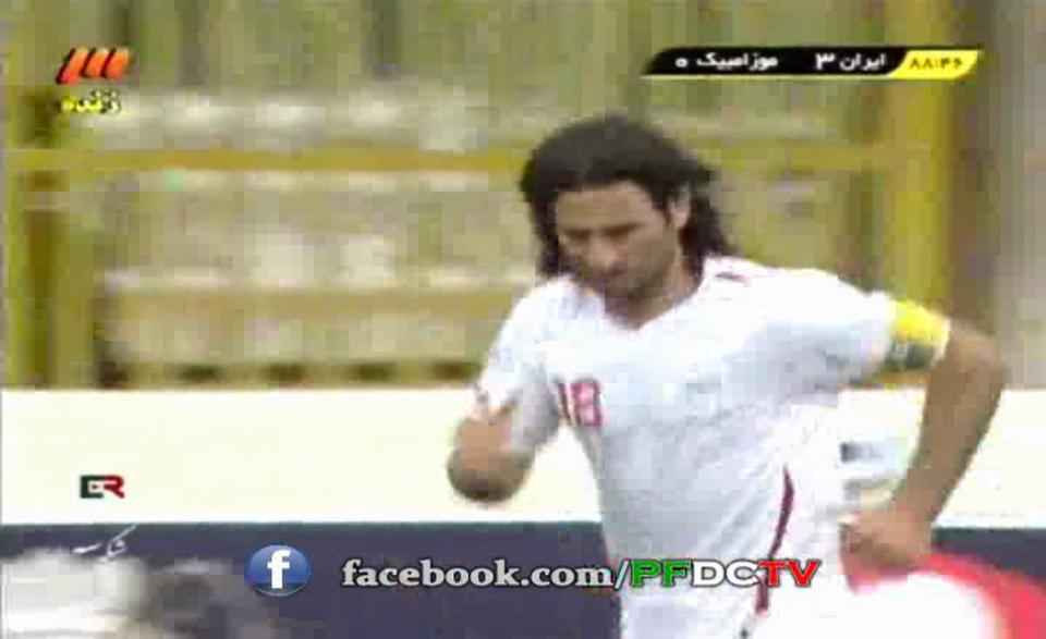 Iran Vs. Mozambique | Match Highlights – Friendly 5/2/2012