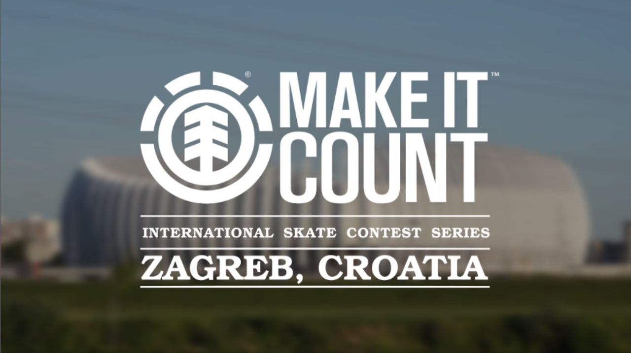 ELEMENT ˝ CROATIA˝ MAKE IT COUNT SERIES 2012