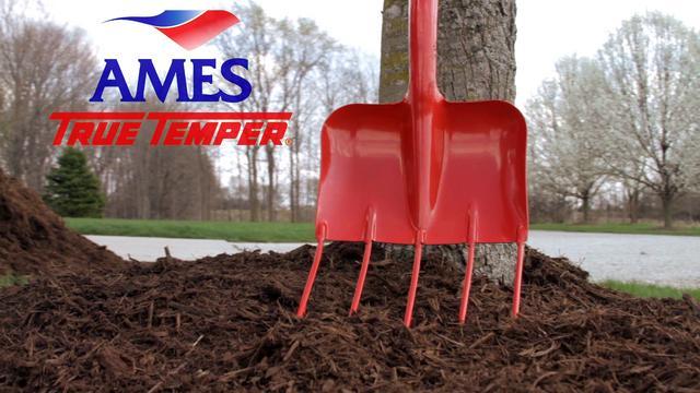 Ames True Temper- Mulch Fork