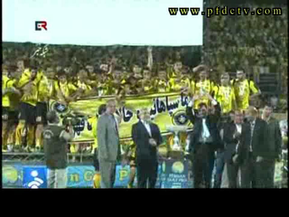 Dorbin Khabarsaz – Sepahan Championship 2012