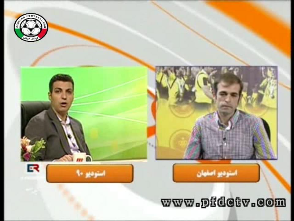Moharram Navidkia | Interview on Navad 5/14/2012