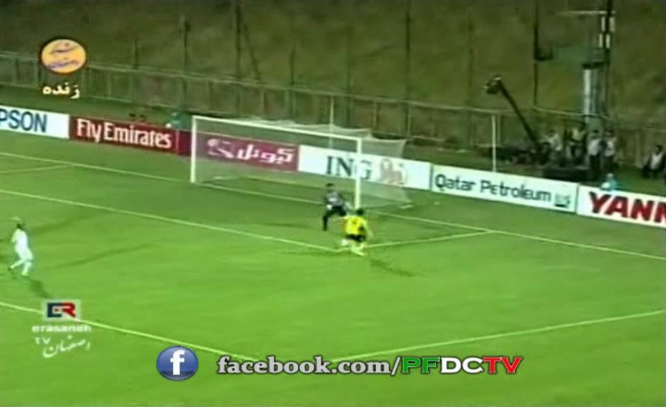 Sepahan Isfahan Vs. Al Ahli (KSA) | MATCH HIGHLIGHTS [ACL 2012 - Group B]