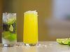 Коктейли: мохито и апельсиновый дайкири
