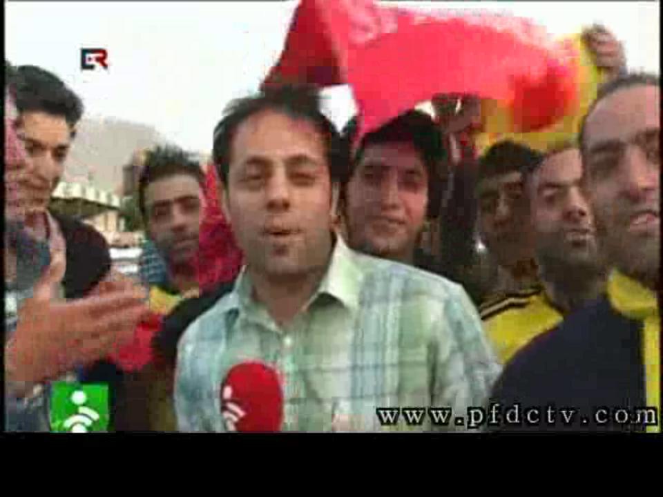 Dorbin Khabarsaz – Sepahan Vs. Esteghlal   AFC Round of 16