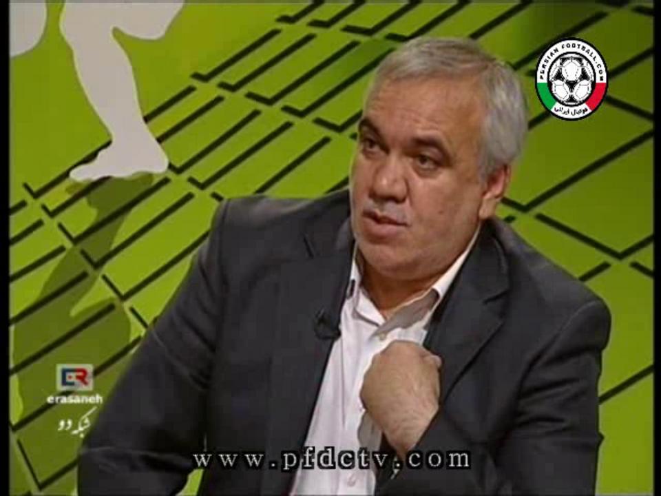 "Interview with Ali Fathollahzadeh on ""Varzesh az Negahe do"" – 5/26/2012"