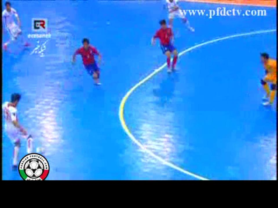 GOALS | AFC Futsal Championship – 2012 | Iran 14-1 South Korea